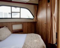 Golden aft cabin 3